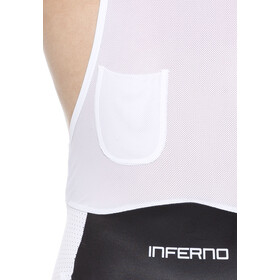 Castelli Inferno Bib Shorts Herren black/white